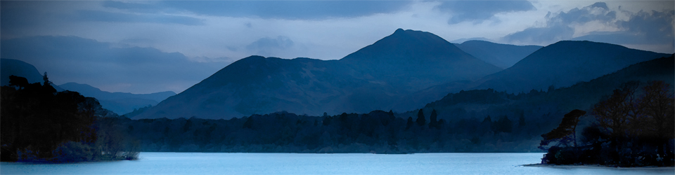 Derwentwater and Causey Pike